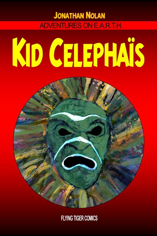 Kid Celephais cover